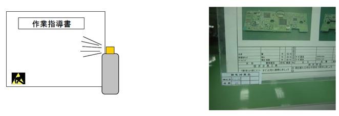 帯電防止用スプレー