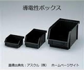 導電性ボックス