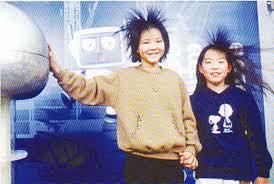 ン・デ・グラーフ発電機 画像出典先:静電気を科学する 高橋雄造 (著)